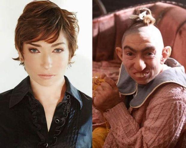 Актрисы, которые не боятся выглядеть некрасивыми на экране (10 фото)