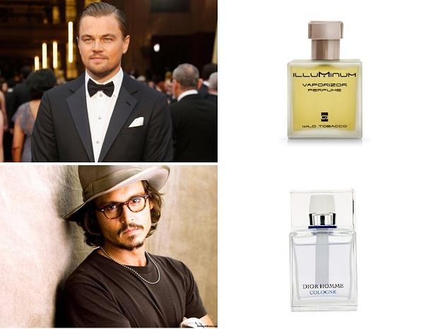 Какой парфюм выбирают известные актеры (15 фото)