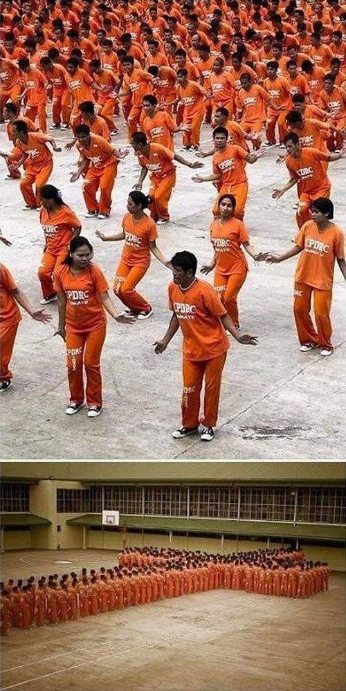 Самые необычные тюрьмы мира (7 фото)