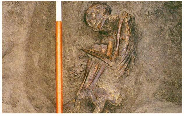 6 ужасных находок археологов (11 фото)