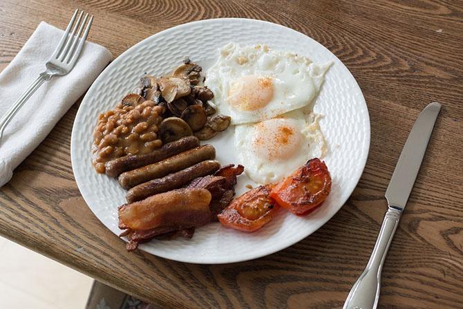 Традиционная кухня Великобритании (16 фото)