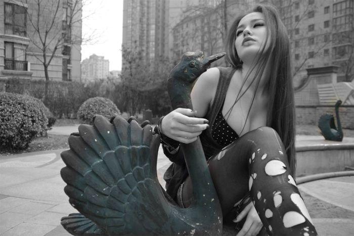 """Студентка РУДН Анастасия Костенко будет представлять Россию на конкурсе """"Мисс Мира"""" (40 фото)"""