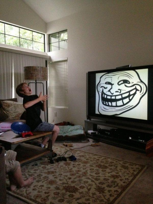 Смешные лица (29 фото)
