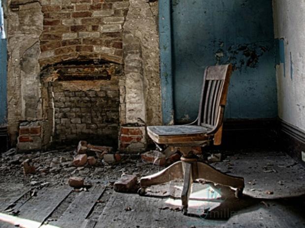 Старое поместье за 1 доллар (4 фото)