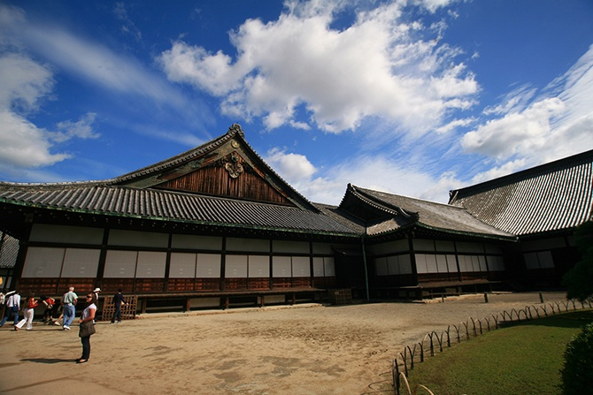 Лучшие замки и храмы Японии (20 фото)