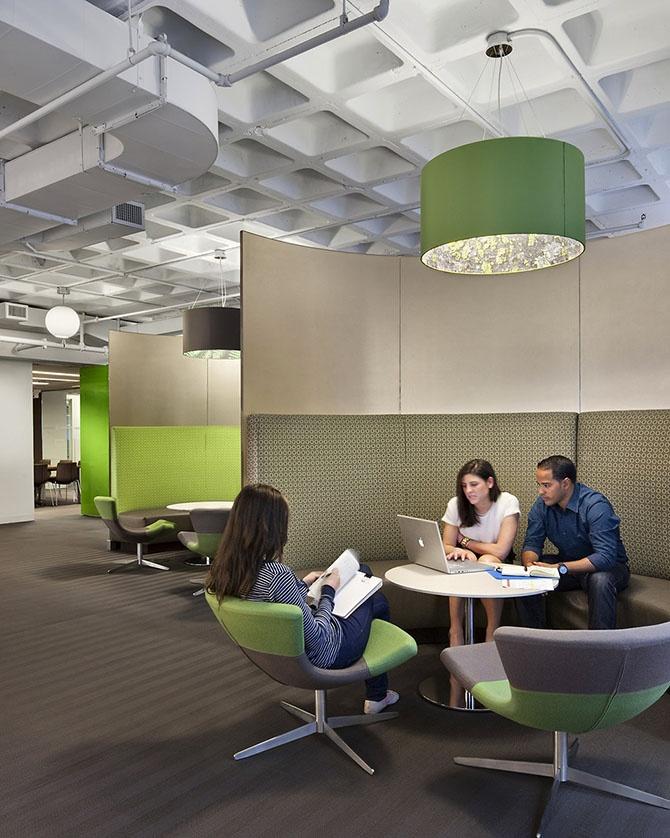 Как в Нью-Йорке выглядит офис BBC Worldwide Americas (11 фото)