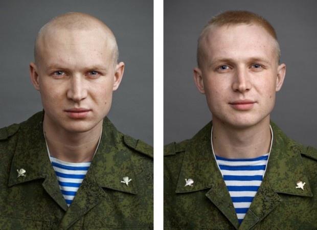 До и после армии (11 фото)