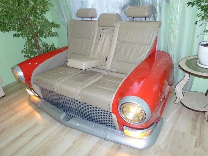 Эксклюзивный диван за 5700$ (5 фото)