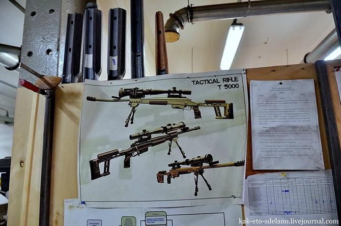 Как делают оружие для снайперов (89 фото)