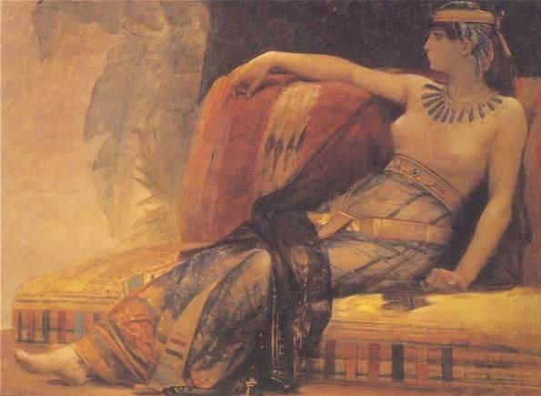 15 фактов о Клеопатре (10 фото)