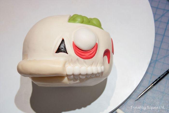 Уникальный торт, который стирает границы между едой и искусством (20 фото)