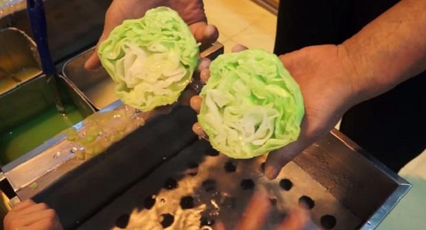 Эту капусту лучше не есть (1 фото + 1 видео)