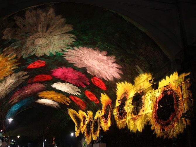 Самые необычные транспортные тоннели (20 фото)