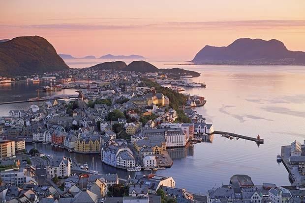 10 самых процветающих стран мира в 2014 году (10 фото)