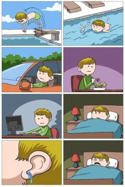 Смешные комиксы 11.11.2014 (20 картинок)