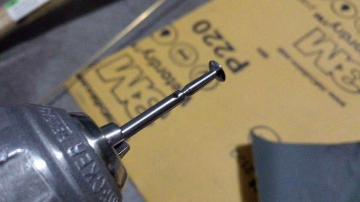 Как сделать мини-мечи из обычных гвоздей (35 фото)