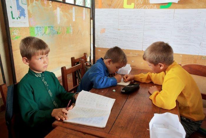 Поселение русских старообрядцев Тоборочи в Боливии (27 фото)