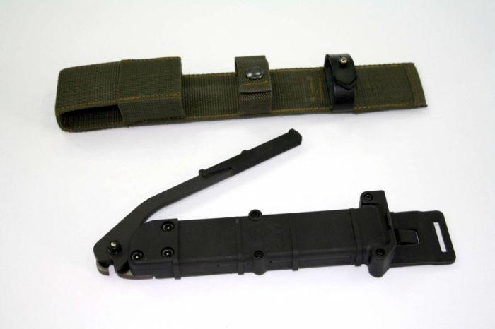 Холодное оружие экипировки «Ратник» войск РФ (4 фото)