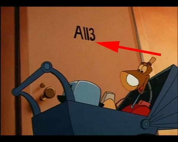 Секретный код аниматоров (14 фото)