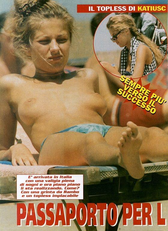Жена Марата Башарова снималась в итальянской эротике под именем Катюша Копнина и не только (18 фото)