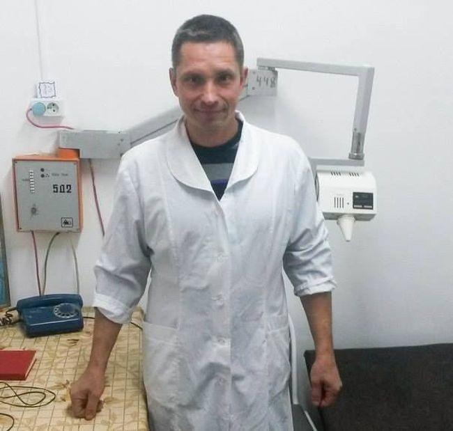 Как краснодарский рентгенолог спас утонувшую девочку (2 фото)