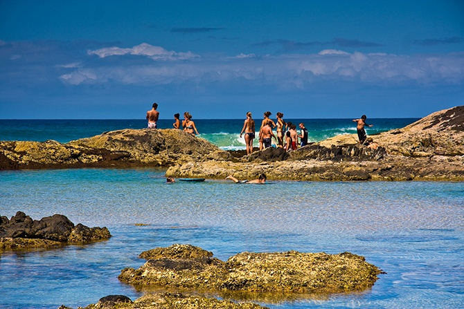 Самый большой в мире песчаный остров (15 фото)