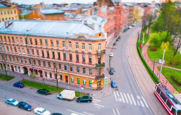 Маленький большой Санкт-Петербург (1 фото + 1 видео)
