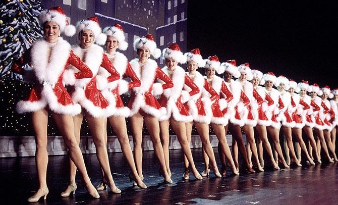 Rockettes – шоу-герлз на все времена (16 фото)
