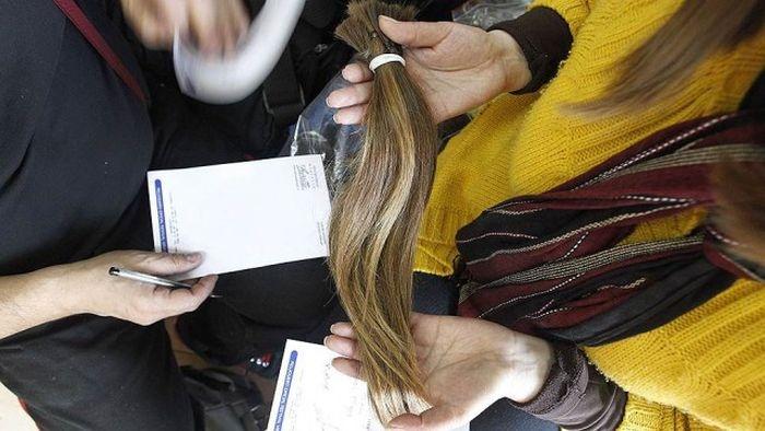 Добрый парикмахер в Чили (14 фото)