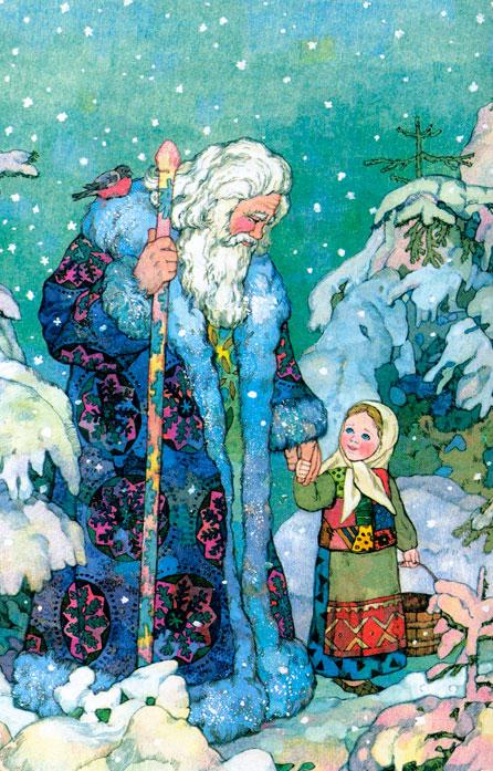 10 интересных фактов про Деда Мороза (10 картинок)