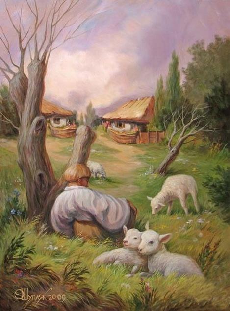 Вы найдете скрытые лица? (9 фото)