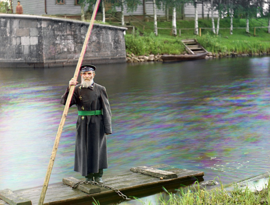 Российская империя в цвете на снимках Прокудина-Горского (34 фото)