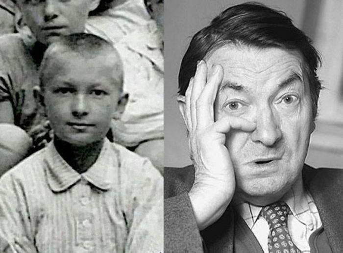 Уникальные детские фотографии звезд советского кино и эстрады (29 фото)