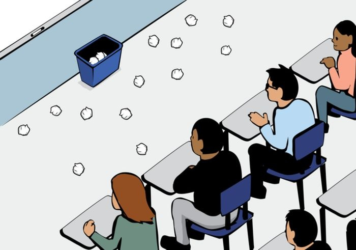 Жизненный урок одного преподавателя про привилегии и изменение социального статуса (9 картинок)
