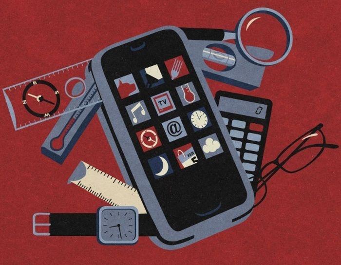 Сатирические иллюстрации от художника Джона Холкрофа (50 рисунков)