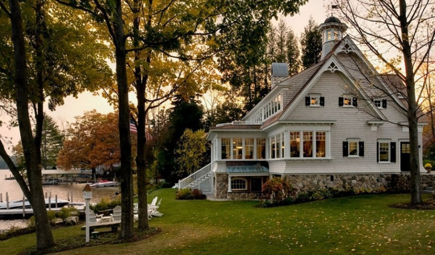 Мечтаю о доме! (29 фото)