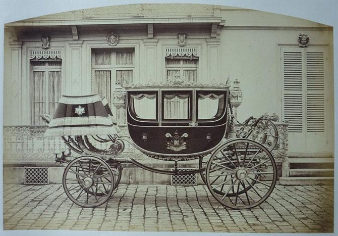 Крутые тачки из 60-х годов XIX века (9 фото)