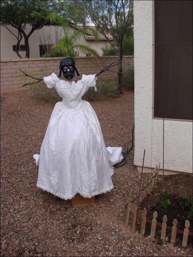 Как использовать свадебное платье бывшей жены (23 фото)