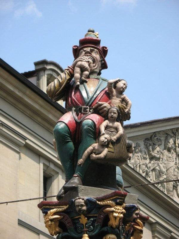 Вот это статуи! (22 фото)