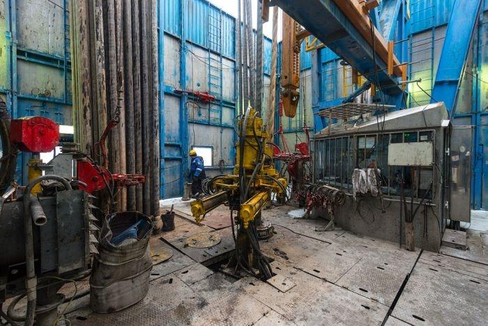 Фоторепортаж с экскурсии по газодобывающей скважине Новоуренгойского месторождения (22 фото)