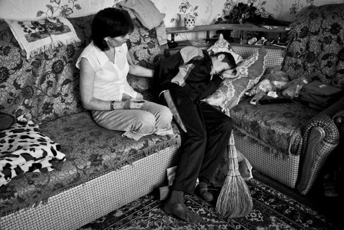 Воронежская область: подросток Игорь Трубников вынужден стать героем (31 фото)