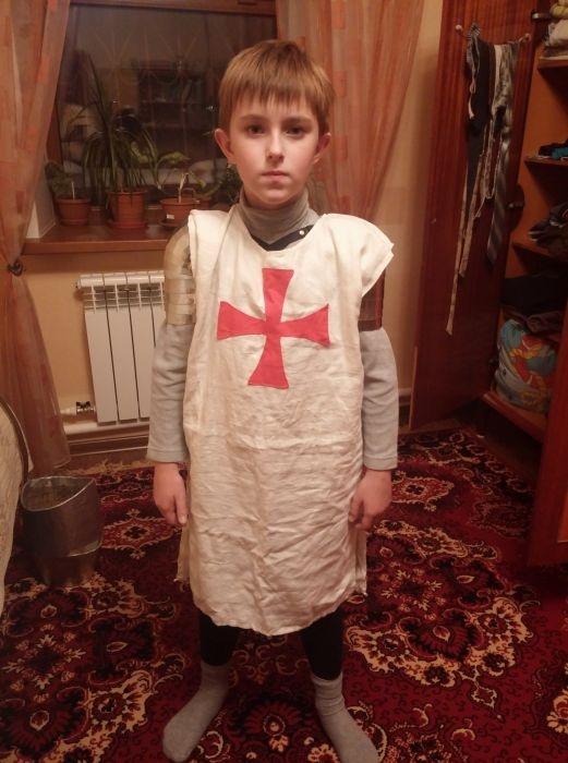 Новогодний костюм для школьного утренника (12 фото)