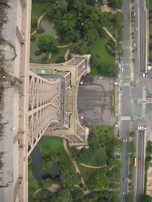 Тайная квартира Гюстава Эйфеля в Эйфелевой башне (7 фото)