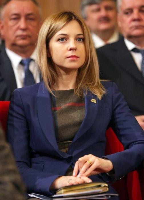 Подборка фотографий прокурора Крыма Натальи Поклонской (40 фото)