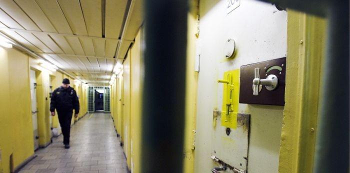 Выживание гражданина Эстонии в американской тюрьме (6 фото)
