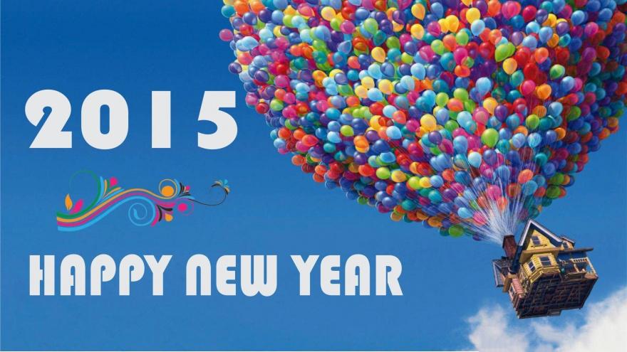 Новогодние обои 2015 на рабочий стол (19 фото)