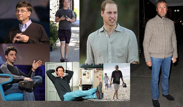 7 знаменитостей, которые предпочитают демократичный стиль (8 фото)