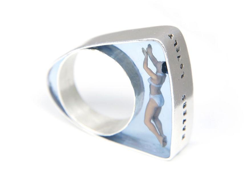 Самые креативные кольца (27 фото)