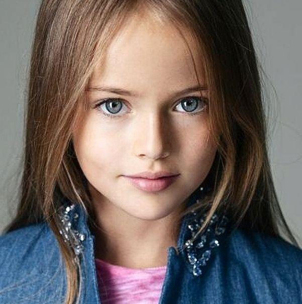 Кристина Пименова — 9-летняя звезда модных журналов (16 фото)