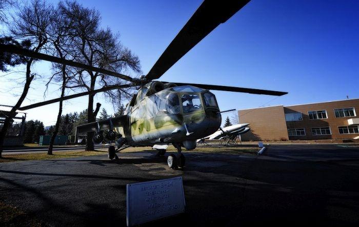 Фоторепортаж с места производства боевых вертолетов Ка-52 «Алигатор» (43 фото)